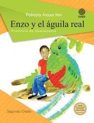 Enzo y el águlia real - Provincia de Guanacaste