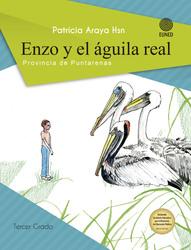 Enzo y el águila real - Provincia de Puntarenas