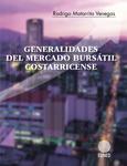 Generalidades del mercado bursátil costarricense