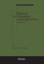 Historia de Colombia contemporánea (1920-2010)
