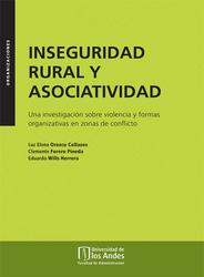 Inseguridad rural y asociatividad