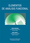 Elementos de análisis funcional