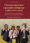 Circunscripciones especiales indígenas y afro (1991-2010)
