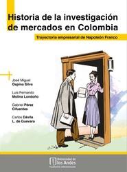 Historia de la investigación demercados en Colombia