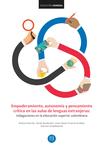 Empoderamiento, autonomía y pensamiento crítico en las aulas de lenguas extranjeras