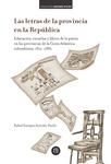 Las letras de la provincia en la República
