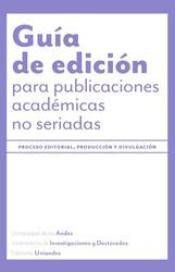 Guía de edición para publicaciones académicas no seriadas