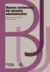 Nuevas tendencias del derecho administrativo
