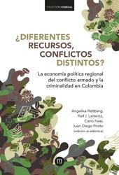 ¿Diferentes recursos, conflictos distintos?