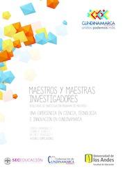 Maestros y maestras investigadores