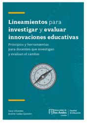 Lineamientos para investigar y evaluar innovaciones educativas
