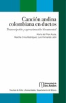 Canción andina colombiana en duetos