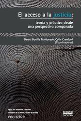 El acceso a la justicia: teoría y práctica desde una perspectiva comparada