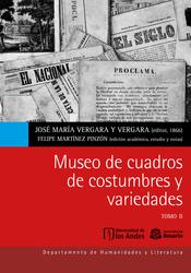 Museo de cuadros de costumbres y variedades. Tomo II