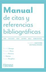 Manual de citas y referencias bibliográficas