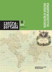 Revista Contraportada No. 05