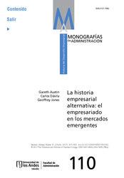 La historia empresarial alternativa