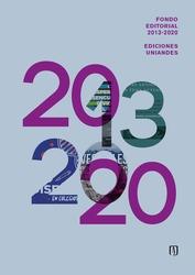 Catálogo Fondo editorial 2013-2020