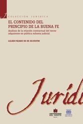 El contenido del principio de la buena fe. Análisis de la relación contractual del tercer adquiriente en pública subasta judicial