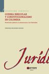 Guerra irregular y constitucionalismo en Colombia Proteccción judicial a la democracia y las libertades