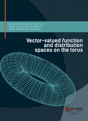 Vector-valued function and distribution spaces on the torus