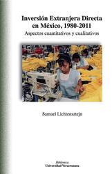 Inversión extranjera directa en México (1980-2011)