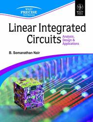 Cover image of Linear Integrated Circuits: Analysis, Design & Applications