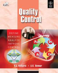 Cover image of Quality Control