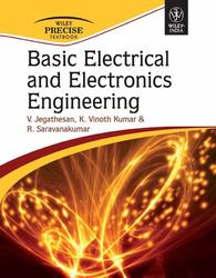 Cover image of Basic Electrical and Electronics Engineering