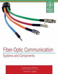 Cover image of Fiber-Optic Communication: Systems and Components