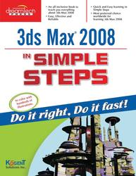 Cover image of 3ds Max 2008 in Simple Steps