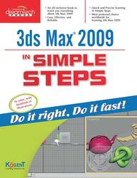 Cover image of 3ds Max 2009 in Simple Steps