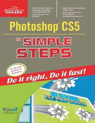 Cover image of Photoshop CS5 in Simple Steps