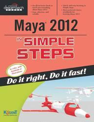Cover image of Maya 2012 in Simple Steps