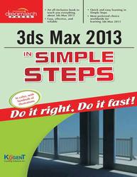 Cover image of 3ds Max 2013 in Simple Steps