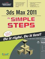 Cover image of 3ds Max 2011 in Simple Steps