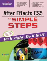 Cover image of After Effects CS5 in Simple Steps