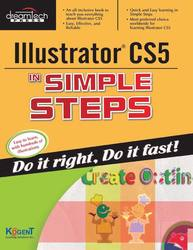Cover image of Illustrator CS5 in Simple Steps