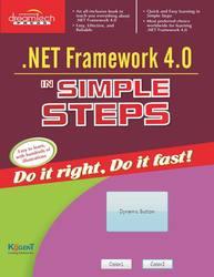 Cover image of .NET Framework 4.0 in Simple Steps