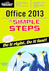 Cover image of Office 2013 in Simple Steps