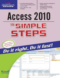 Cover image of Access 2010 in Simple Steps