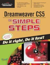 Cover image of Dreamweaver CS5 in Simple Steps