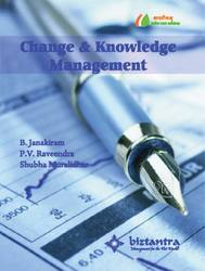 Cover image of Change & Knowledge Management