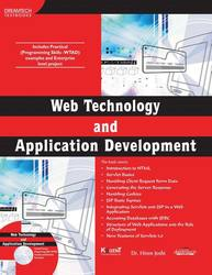 Cover image of Web Technology and Application Management