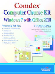 Cover image of Comdex Computer Course Kit: Windows 7 with Office 2010
