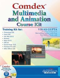 Cover image of Comdex Multimedia and Animation Course Kit