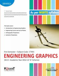 Cover image of Engineering Graphics
