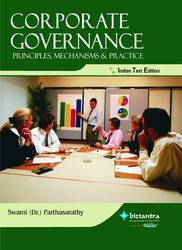 Cover image of Corporate Governance: Principles, Mechanisms & Practice
