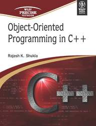 Cover image of Object-Oriented Programming in C++