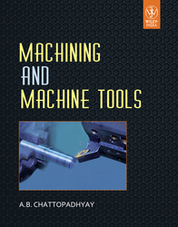 Cover image of Machining and Machine Tools